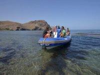 Embarcacion in Cabo de Gata