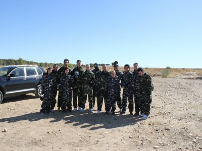 Alfatiro paintball