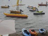 Base delle attività nautiche a La Manga