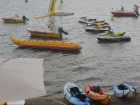 Nautical activities center in La Manga
