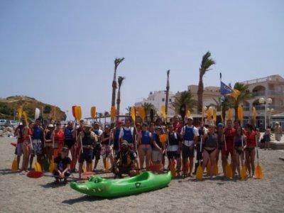 Sk Kayak Team Building