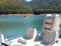 Paddle boat for rent