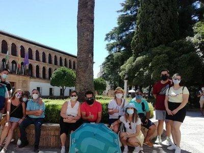 Visita guiada por Málaga con entradas 4 horas Niño