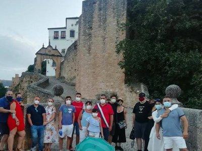 Visita guiada por Málaga sin entradas 4 horas Niño