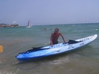 水皮划艇每天进食