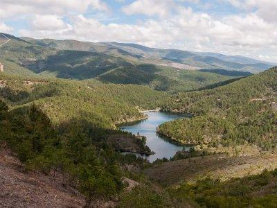 徒步旅行到Alpedrete的Cerro del Castillo