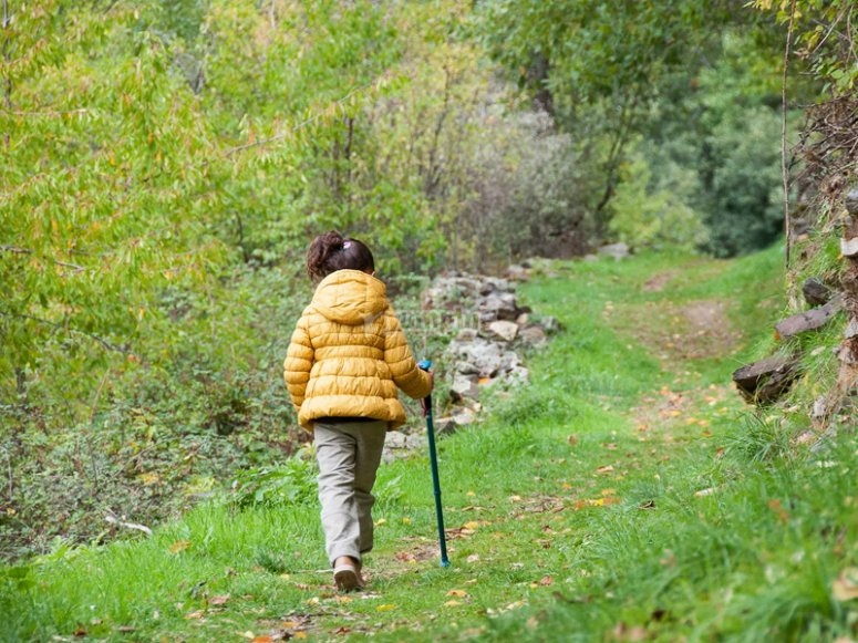 Hiking to the Dehesa Boyal