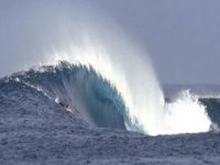 特内里费岛的大浪