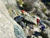 Actividades de escalada