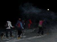 越野滑雪道路