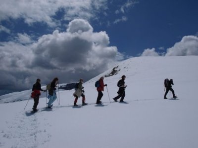 Solomonte Experiencias Raquetas de Nieve