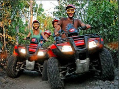 Quad Adventure Safari Tours Team Building