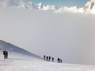 La Casa de la Montaña Raquetas de Nieve