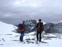 Ordesa国家公园和Monte Perdido