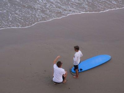 Curso de surf en playa de Roche en Conil 3 días