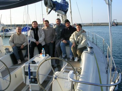 Vida Marinera Team Building