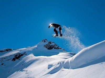 La Casa de la Montaña Snowboard