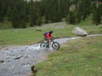En bicicleta hasta el Ibón de Plan
