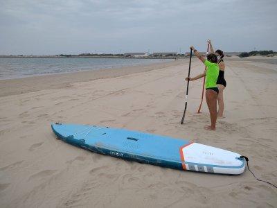 桨冲浪课程2小时