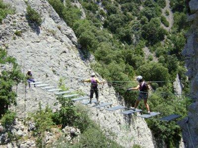Solomonte Experiencias Tirolina