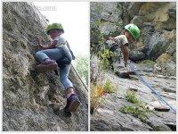 绳降和攀爬