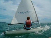 个人帆船课程