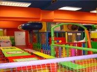 Zona de juegos infantiles