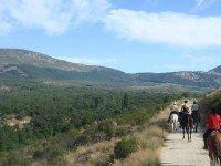 骑马到El Patriarca公园