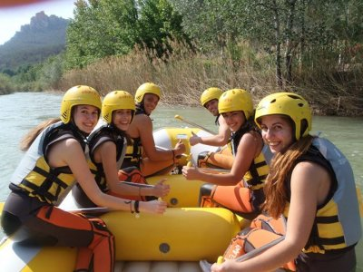 Charate Rafting