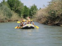 Rafting for groups in Murcia