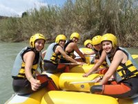 Descensos de rafting en Murcia