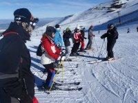 穆尔西亚滑雪课程