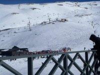 与我们一起滑雪