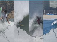 Surfing on more than 200 km of coastline