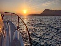 Paseo en barco por Dénia