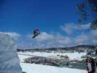 学习如何跳雪