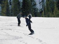 滑雪板滑雪