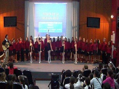 Colegio San Jorge Campamentos de Música