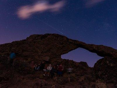 穿越Agüimes的天文之夜徒步旅行4小时