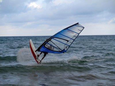 After Surf Windsurf