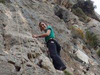 Cursos de escalada en todas las modalidades