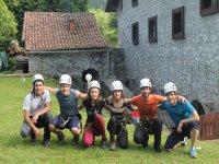 Grupo actividades de aventura