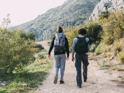 穿过瓦雷斯德阿格特(Valles de Agaete)的远足路线2至3小时