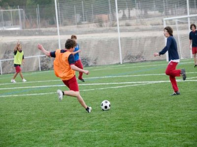 Colegio San Jorge Campus de Fútbol