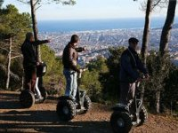 Excursiones en segway