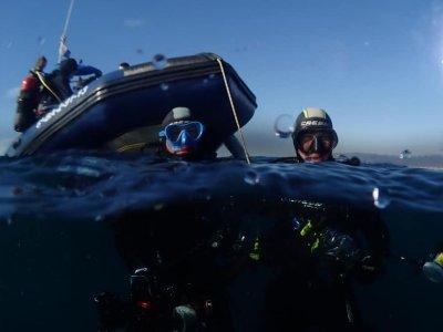 锡切斯的PADI水肺潜水员课程