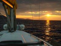 Boat trip in Barcelona