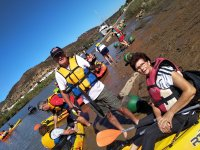 Salida grupal hacia Pomarao