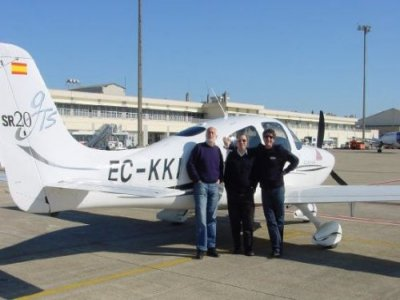 Aeromax Escuela de Pilotos Despedidas de Soltero