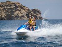 Ruta en moto de agua biplaza